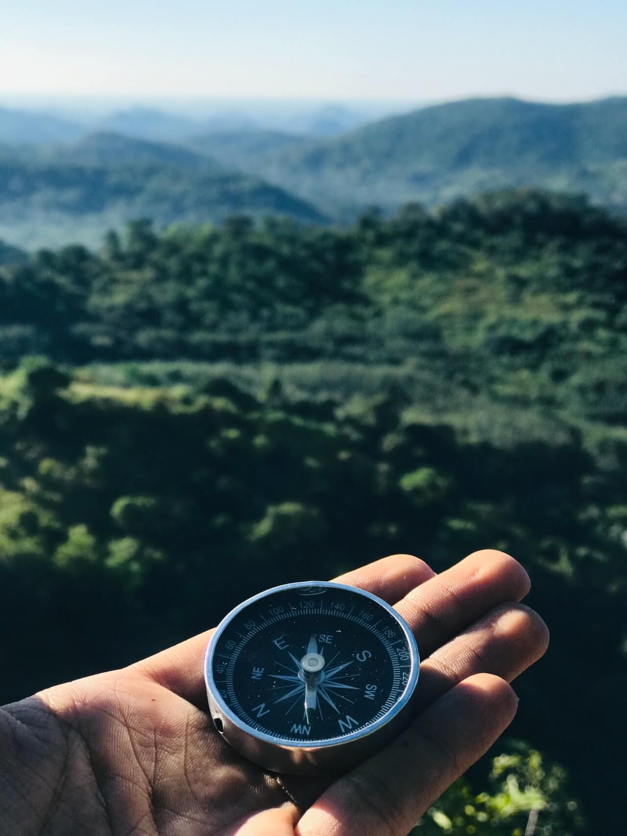 navigate life with compass